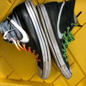 Converse customs